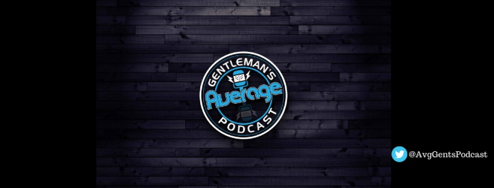 The Average Gentleman's Podcast - immagine di copertina