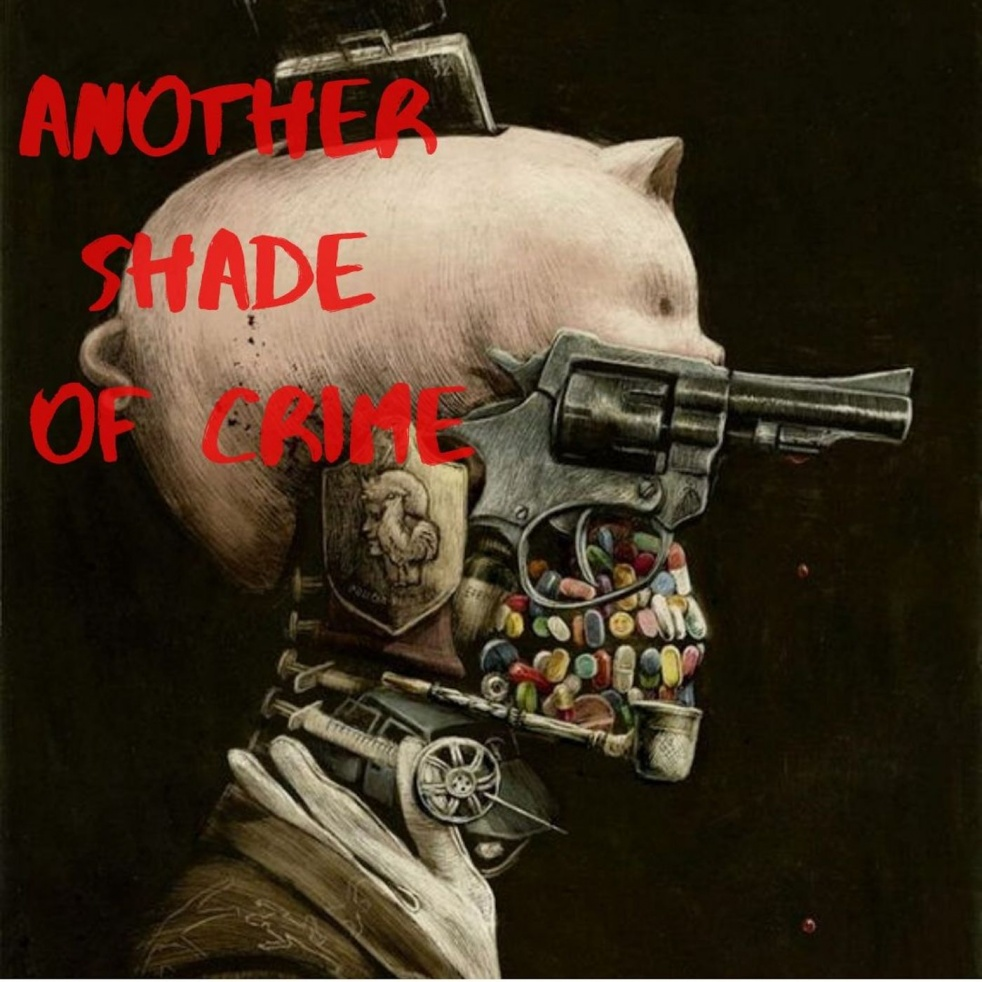 Another Shade of Crime - Cover Image