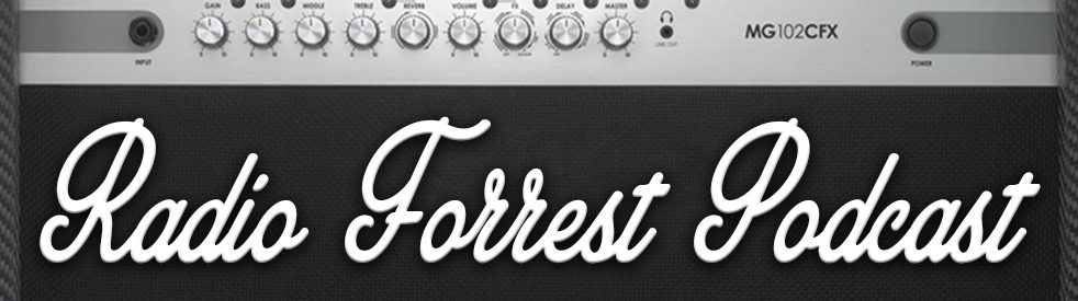 Radio Forrest - show cover