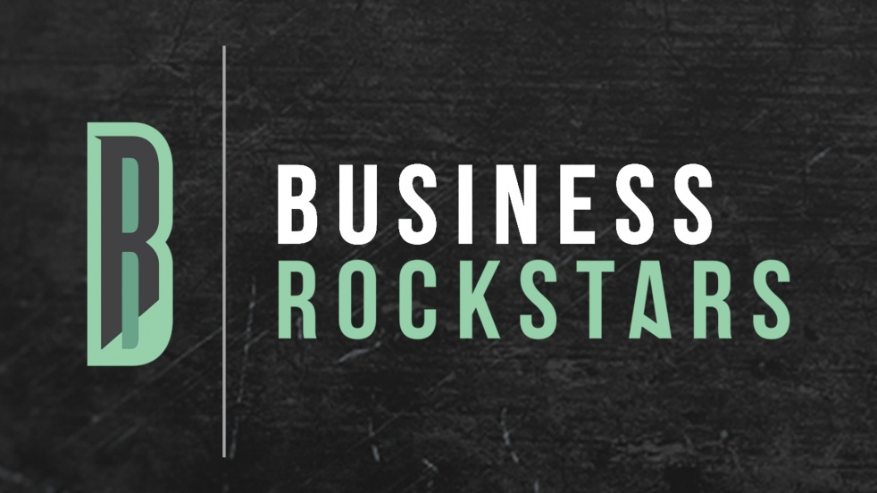 Business Rockstars - show cover