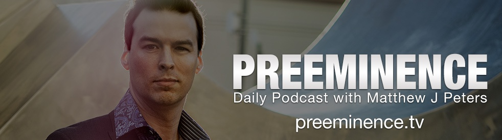 Preeminence - show cover