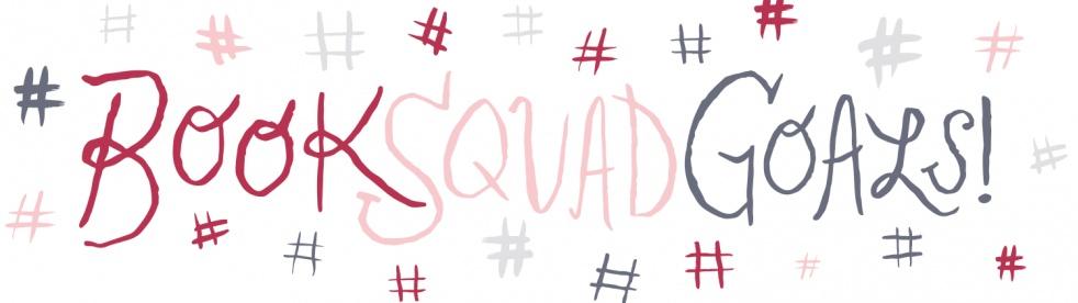 Book Squad Goals - imagen de portada
