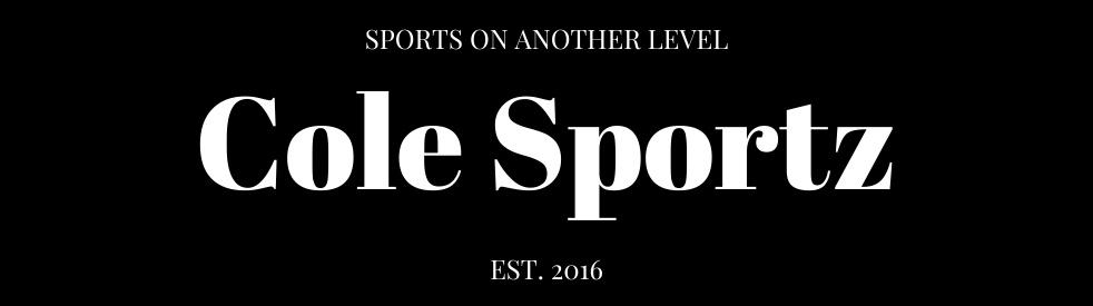 Cole Sportz - Cover Image