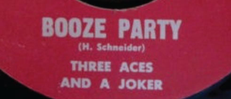 Booze Party - immagine di copertina dello show