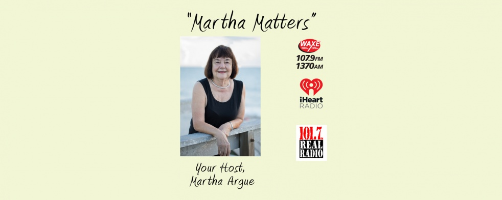 Martha Matters - Cover Image