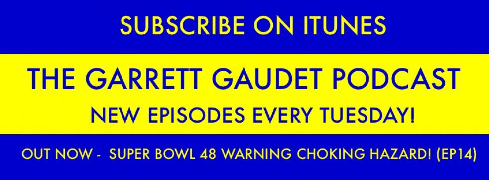 The Garrett Gaudet Podcast - show cover