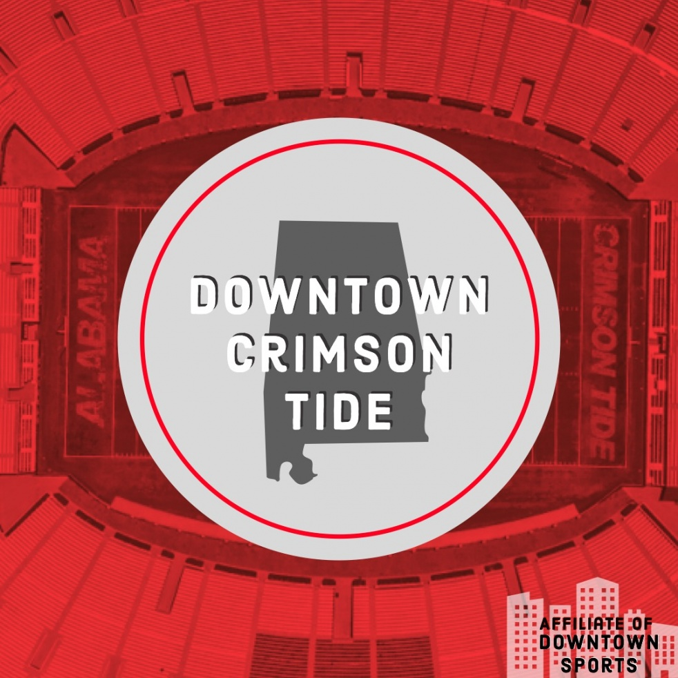 Downtown Crimson Tide Podcast - show cover