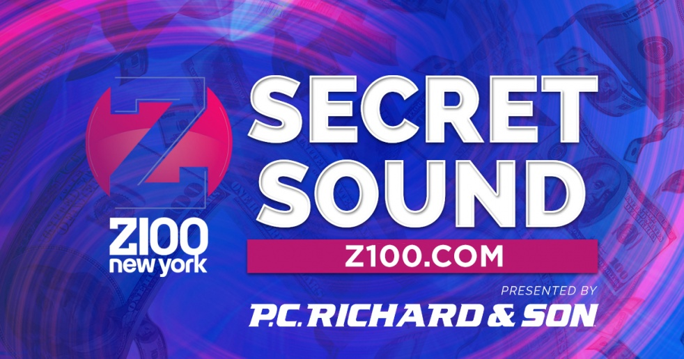 Z100 Secret Sound - show cover