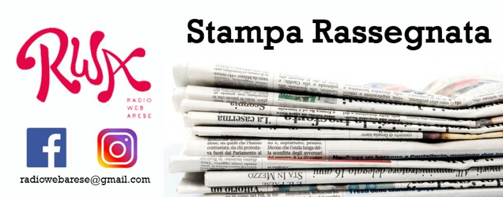La Stampa Rassegnata - imagen de show de portada