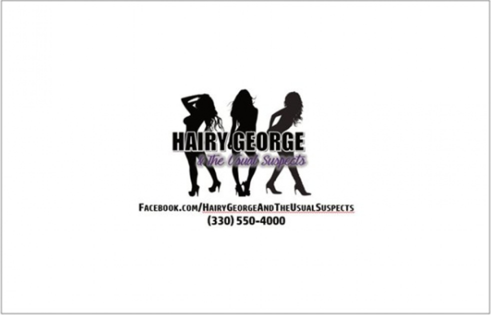 Hairy George and the Usual Suspects - imagen de portada