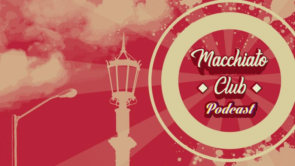 Macchiato Club Podcast - Cover Image
