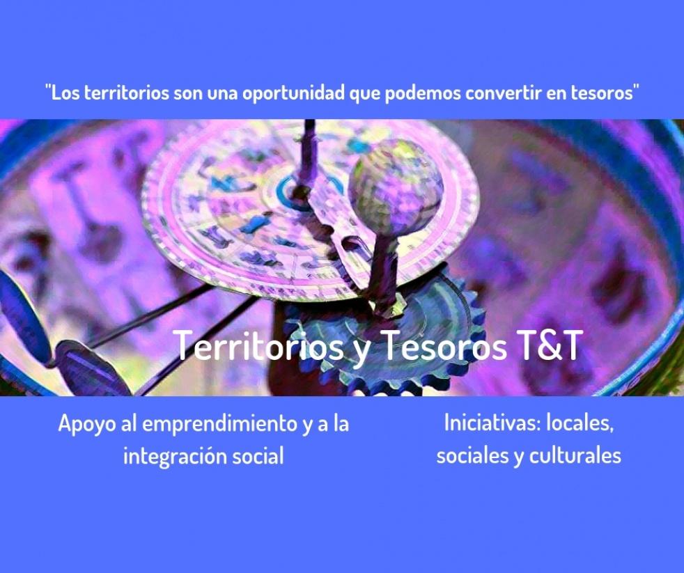 Territorios y Tesoros (T&T) - imagen de show de portada