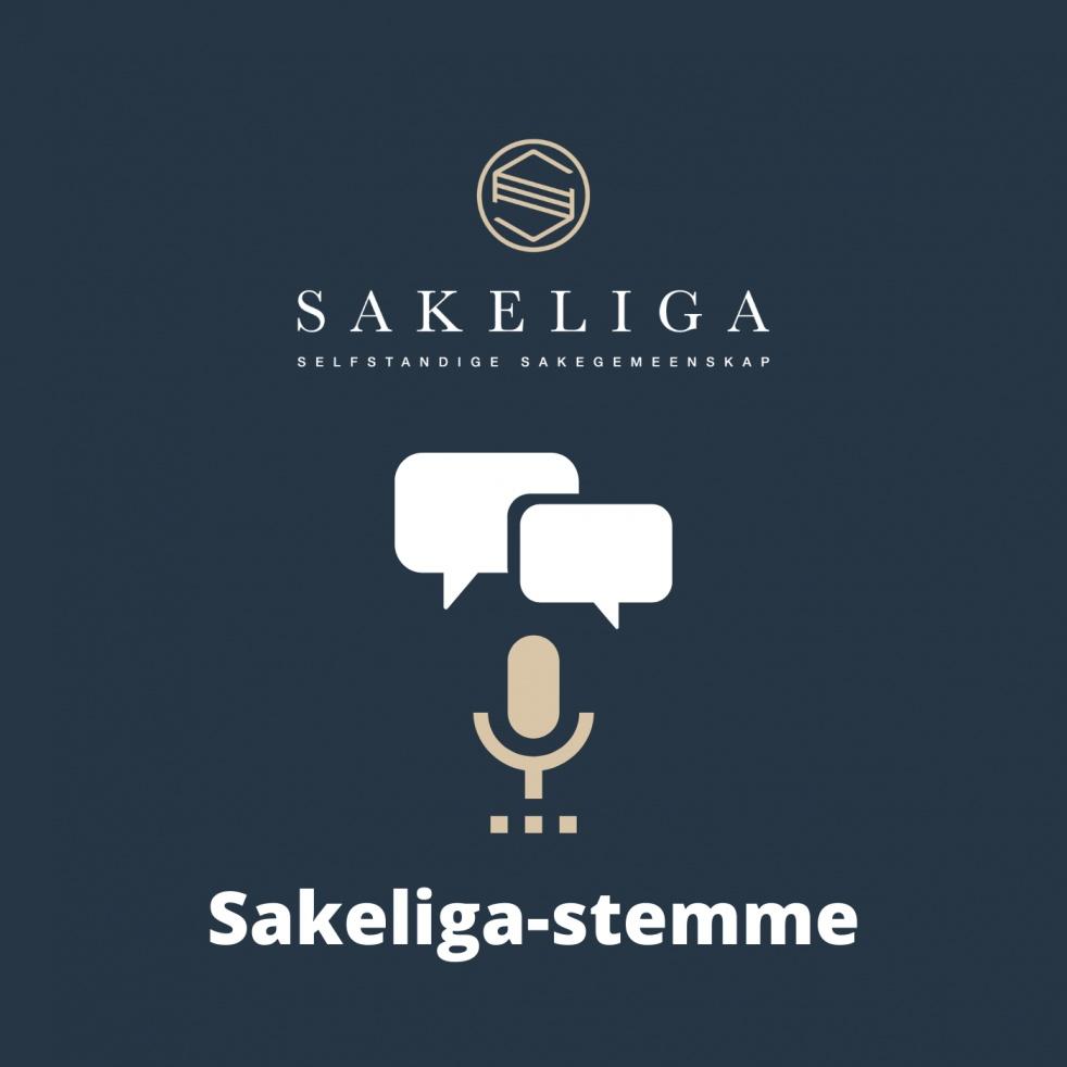 Sakeliga Stemme - imagen de portada