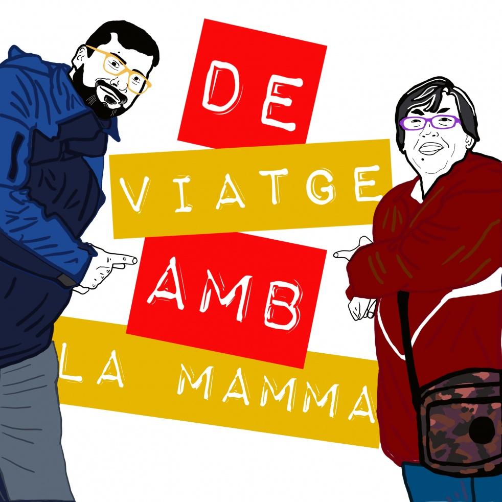 De viatge amb la Mamma - Cover Image