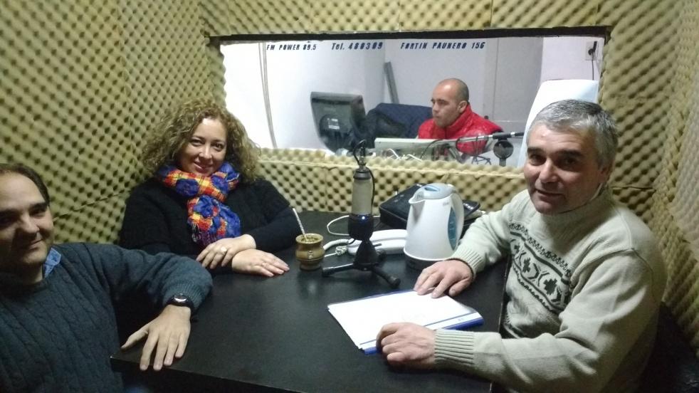 Cuentos y Poemas de FM Sur - show cover