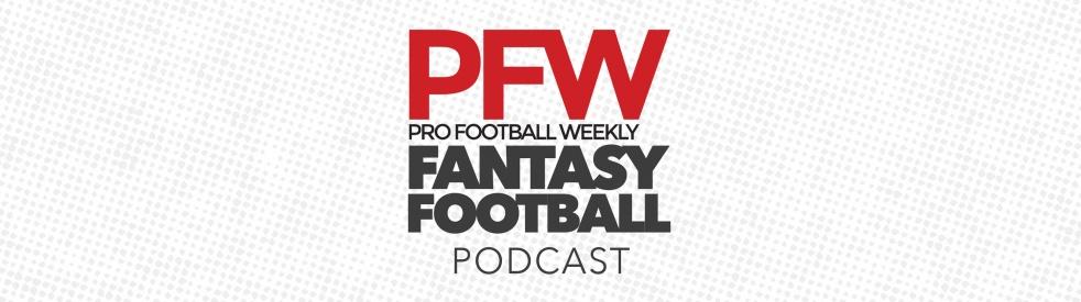 PFW Fantasy Football Podcast - show cover