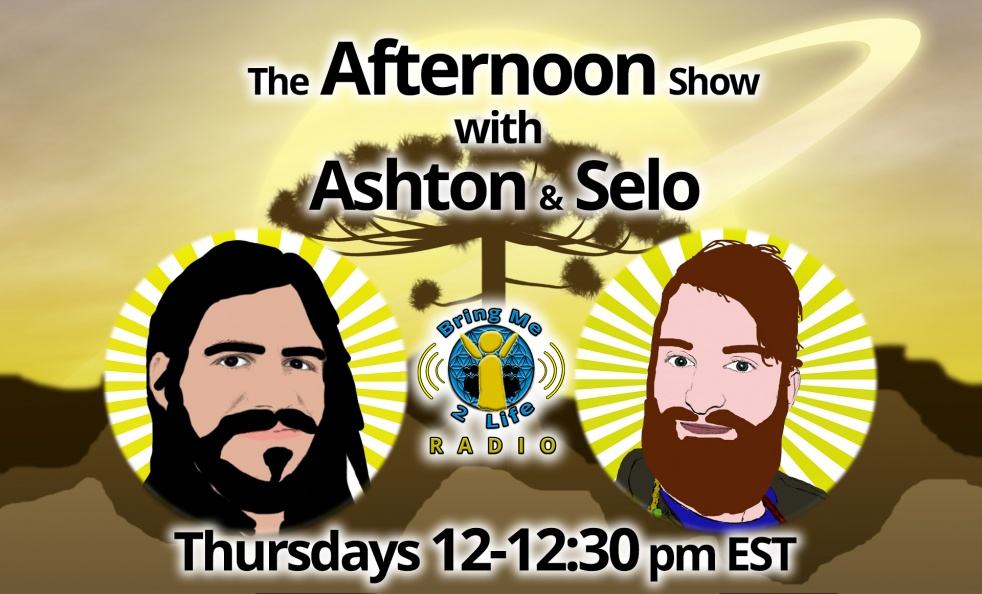 The Afternoon Show - show cover
