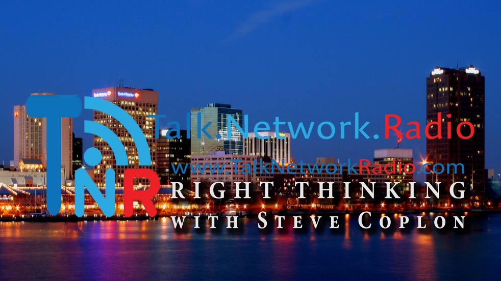 Right Thinking with Steve Coplon - Cover Image