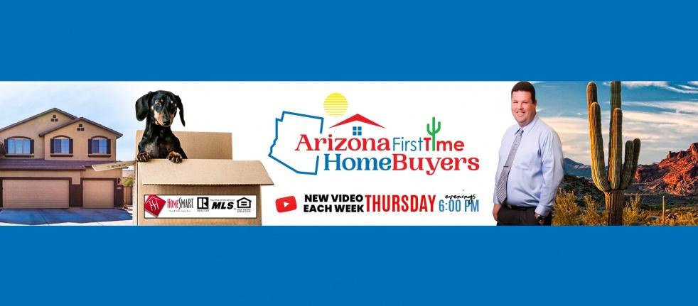 The Arizona First Time Home Buyer Podcast - immagine di copertina