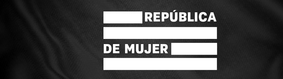 República de Mujer - Cover Image