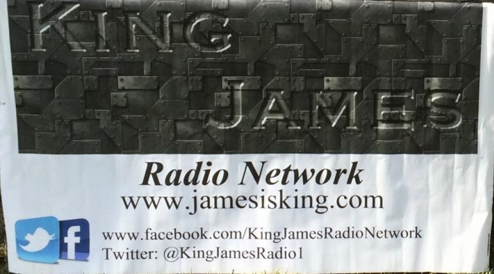 King James Radio Network - show cover