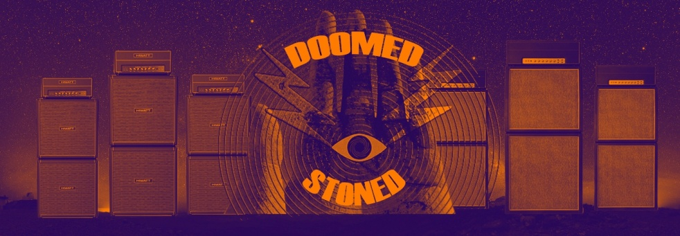 Doomed and Stoned - Cover Image