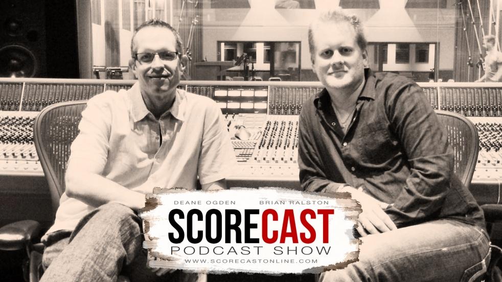 SCOREcast Podcast Show - imagen de show de portada
