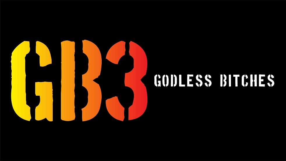 Godless Bitches - Cover Image