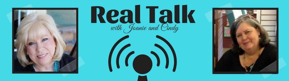 Real Talk with Joanie and Cindy - show cover