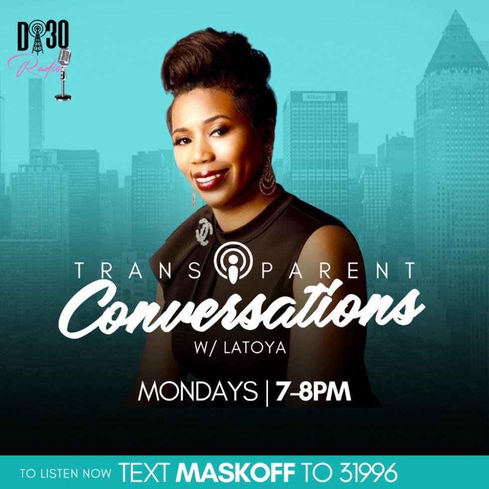 Transparent Conversations - immagine di copertina