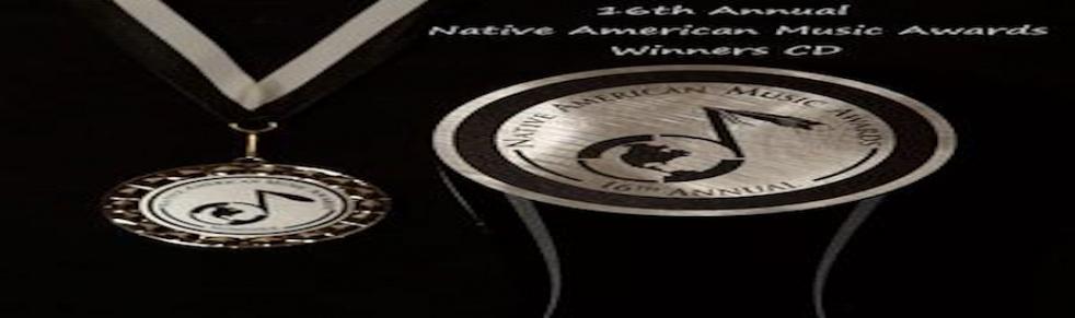Native American Music Awards - 2016 - immagine di copertina