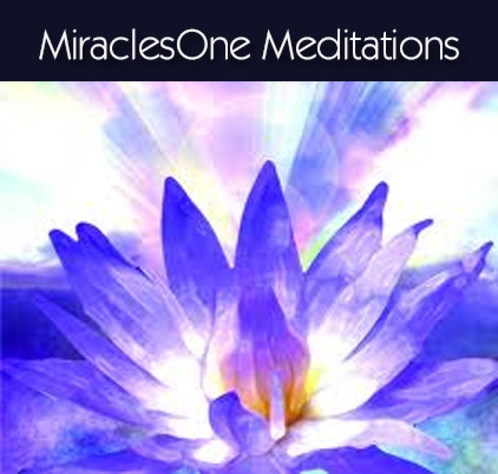 MiraclesOne Meditations - show cover