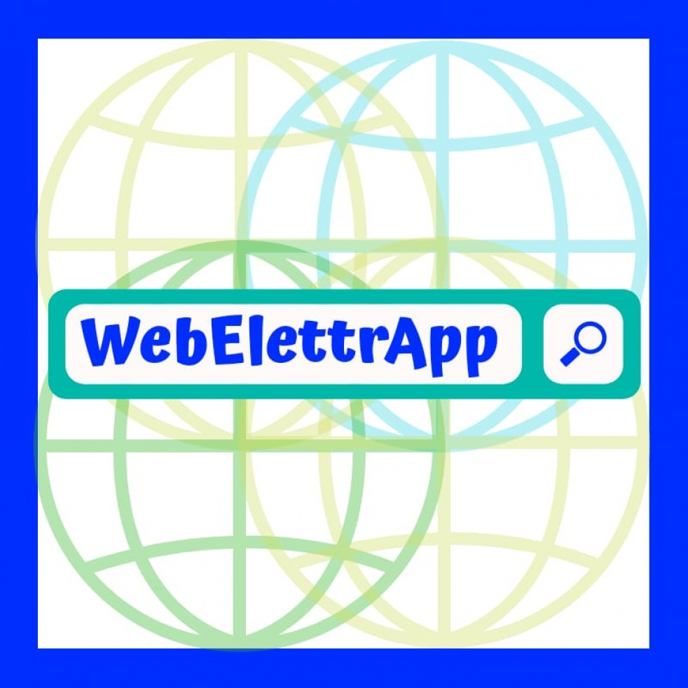 WebElettrApp - Cover Image