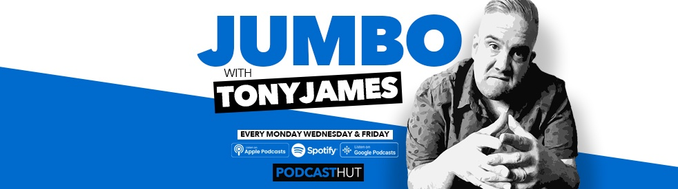 Jumbo with Tony James - Cover Image