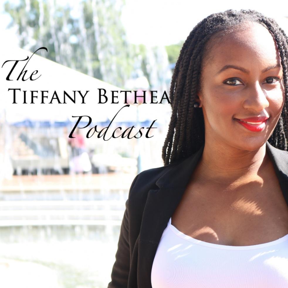 The Tiffany Bethea Podcast - imagen de show de portada