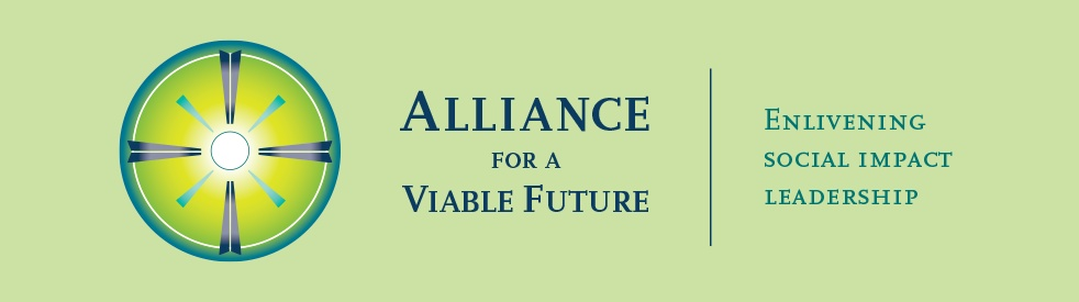 Alliance for a Viable Future - Cover Image