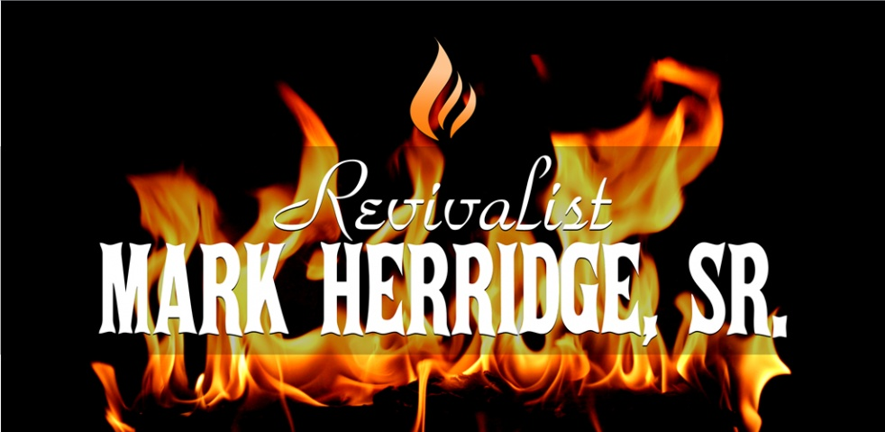 Mark E. Herridge Sr. - show cover