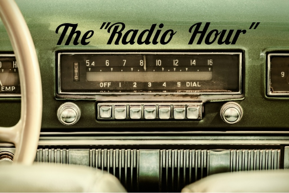 The Radio Hour w/ Pat Rogers - show cover