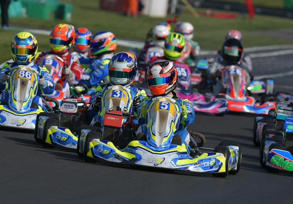 Motorsport UK BKC RACEDAYLIVE - show cover