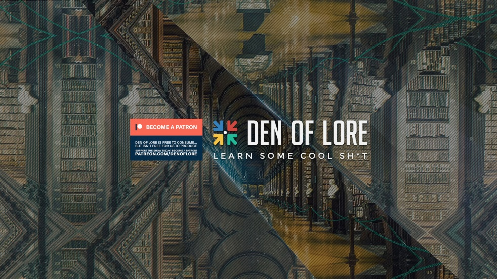 Den of Lore - show cover
