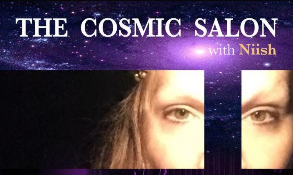 THE COSMIC SALON with NIISH - Cover Image
