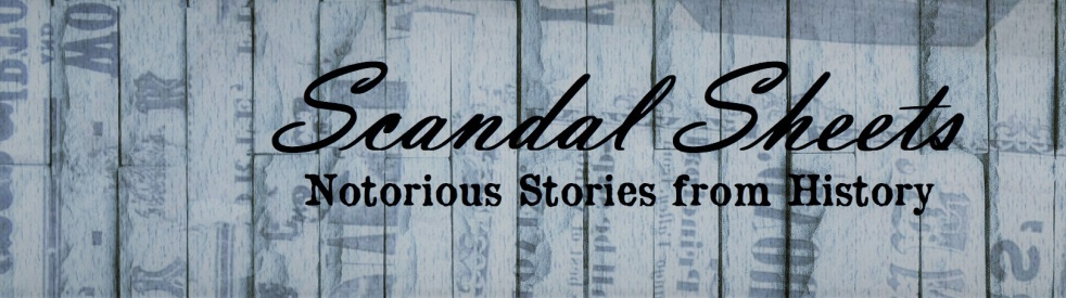 Scandal Sheets - show cover