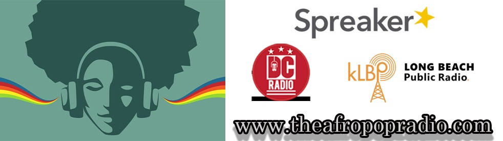 AfroPop Radio - Cover Image