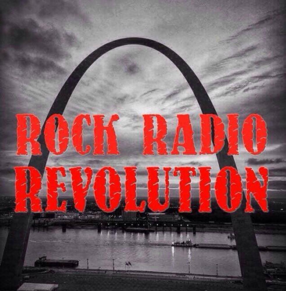 Rock Radio Revolution - imagen de show de portada