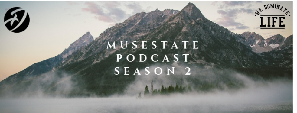 Musestate Podcast Season 2 - show cover