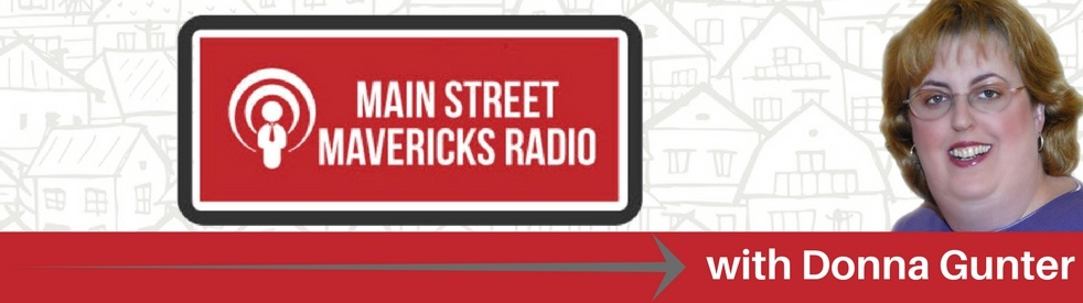 Main Street Mavericks Radio - show cover