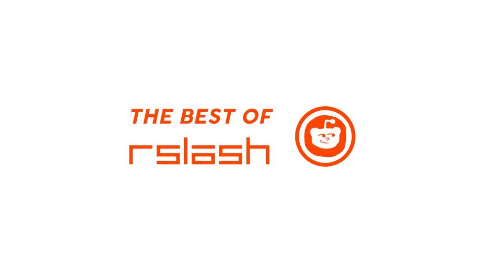The Best of RSlash   Best Reddit Stories - imagen de portada