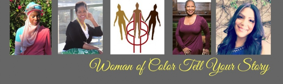 Woman of Color - Tell Your Story - show cover