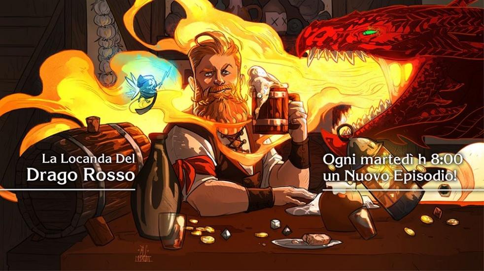 Locanda del Drago Rosso - imagen de portada