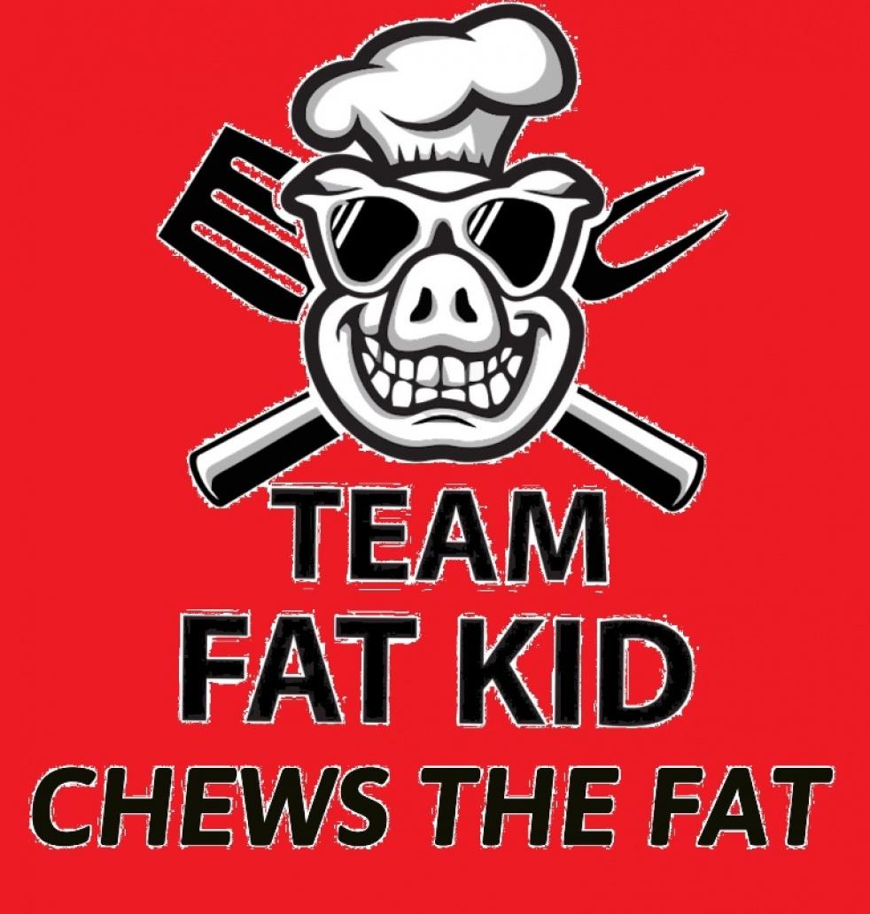Team Fat Kid Chews The Fat - immagine di copertina dello show